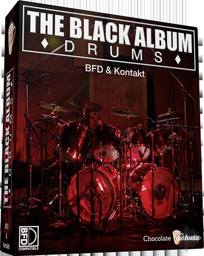 BFD Black Album Drums